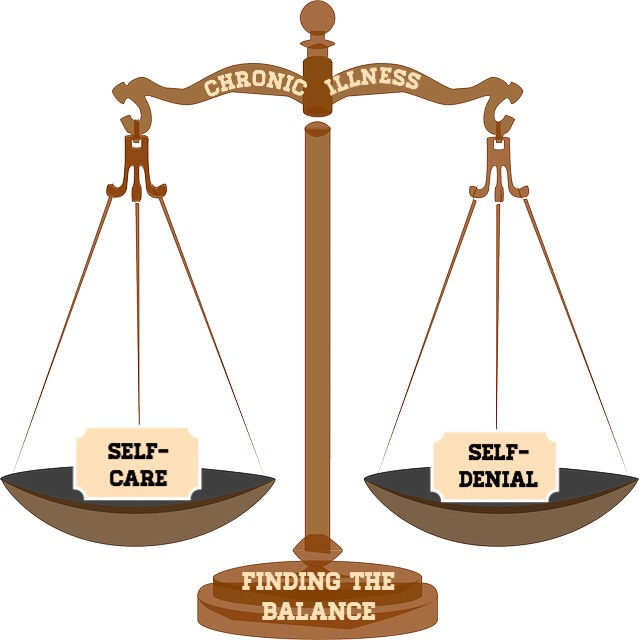 Self-Care vs. Self-Denial: Finding a Balance as a Christian with ChronicIllness