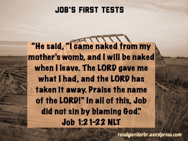Lessons from Job: Trust and Obey!