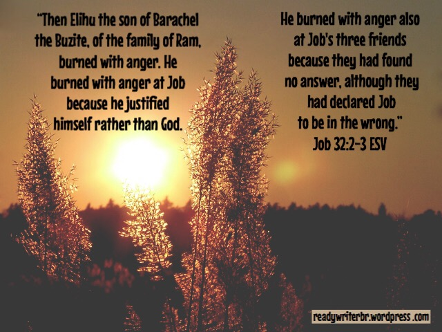 Lessons From Job: Elihu DefendsGod
