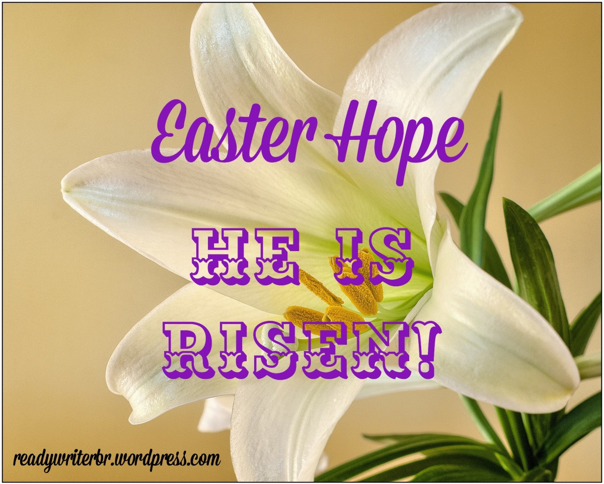 Easter Hope: A God Who Understands Suffering