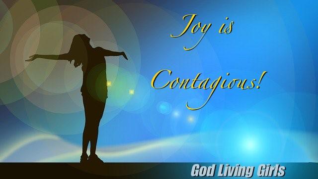 joy is contagious